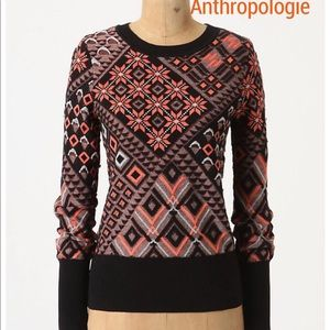 👚🌸Anthropologie Neo Sweater ❤️